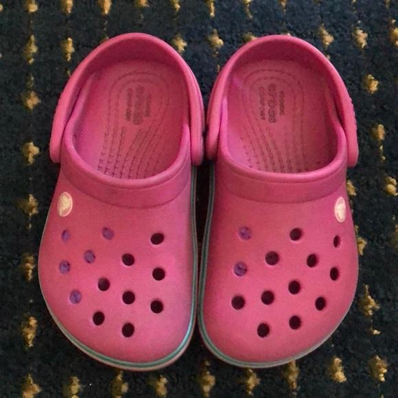 CROCS Shoes | Toddler Girl Size 7